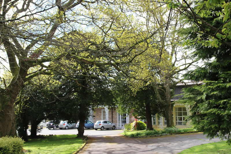 Retreat Centre Building